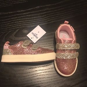 NWT toddler girl sneakers